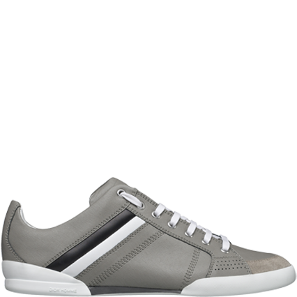 Dior Beige leather, with black and white stripe Sneakers   For The ... cc18546439a