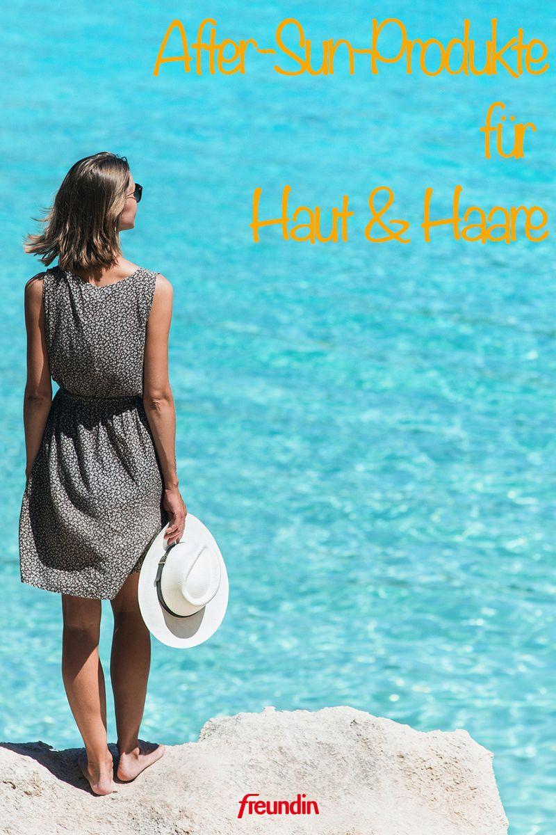 So wichtig der Sonnenschutz beim Sonnenbaden ist, so wichtig ist auch die richtige After-Sun-Pflege. Das sind unsere Favoriten für Haut und Haare