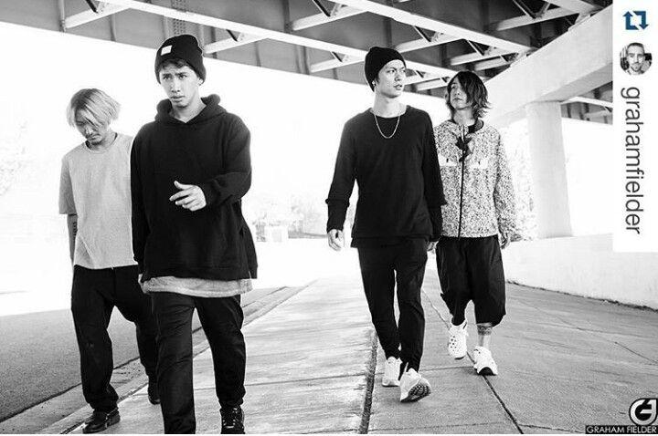 Ryota Kohama, Takahiro Morita, Toru Yamashita, Tomoya Kanki | One Ok Rock