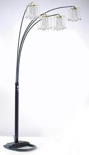 Silvia 90 Tree Floor Lamp Chandelier Floor Lamp Tree Floor