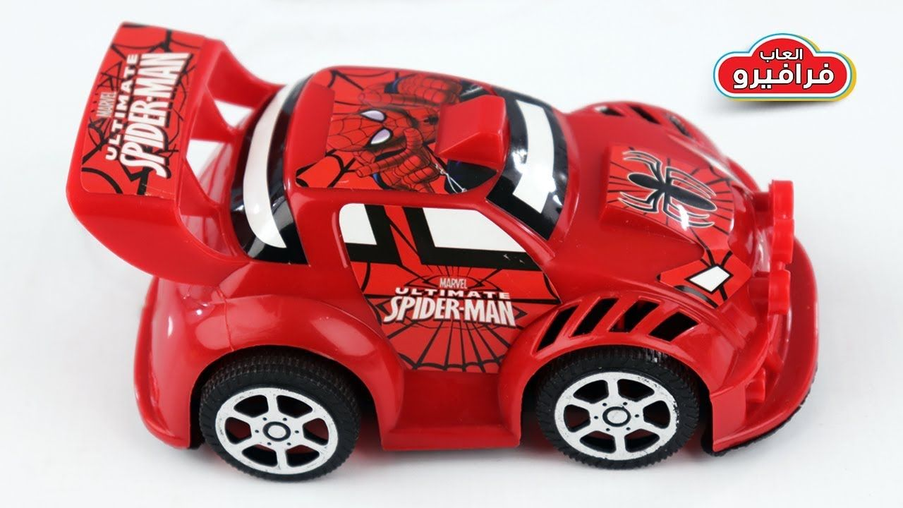 العاب سيارات اطفال لعبة سيارة سبايدر مان الرجل العنكبوت الجديدة للأطفال Owl Theme Classroom Toy Car Toys