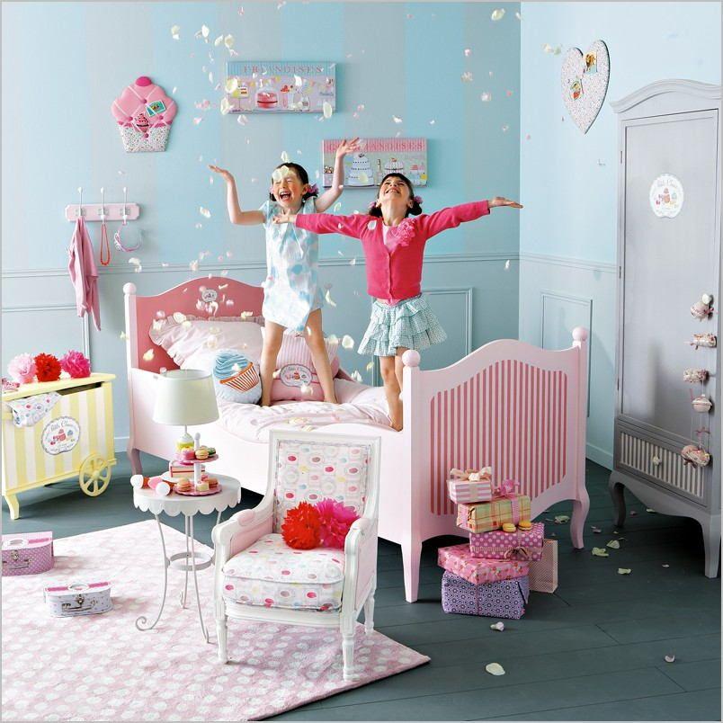 Idee Deco Chambre Maison Du Monde In 2020 Girls Bedroom Colors Childrens Furniture Design Childrens Furniture