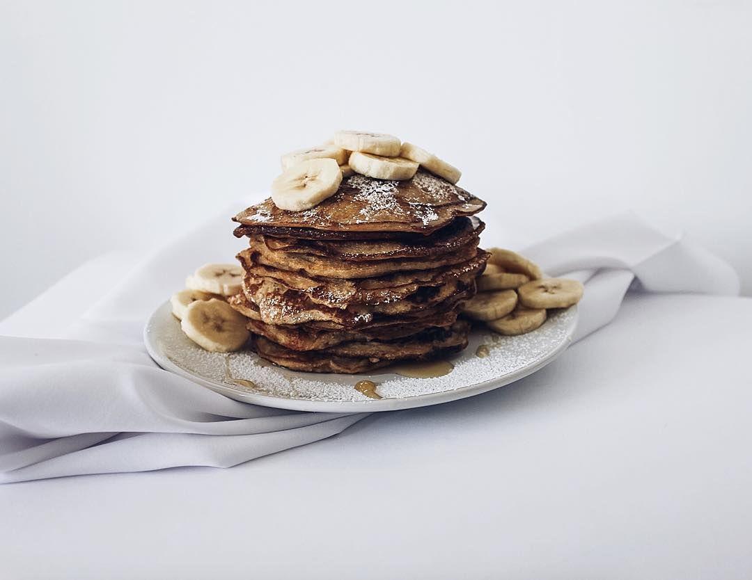 Pancakes because Wednesday  #goodmorning #littlethings #pancakes #instamood #rise