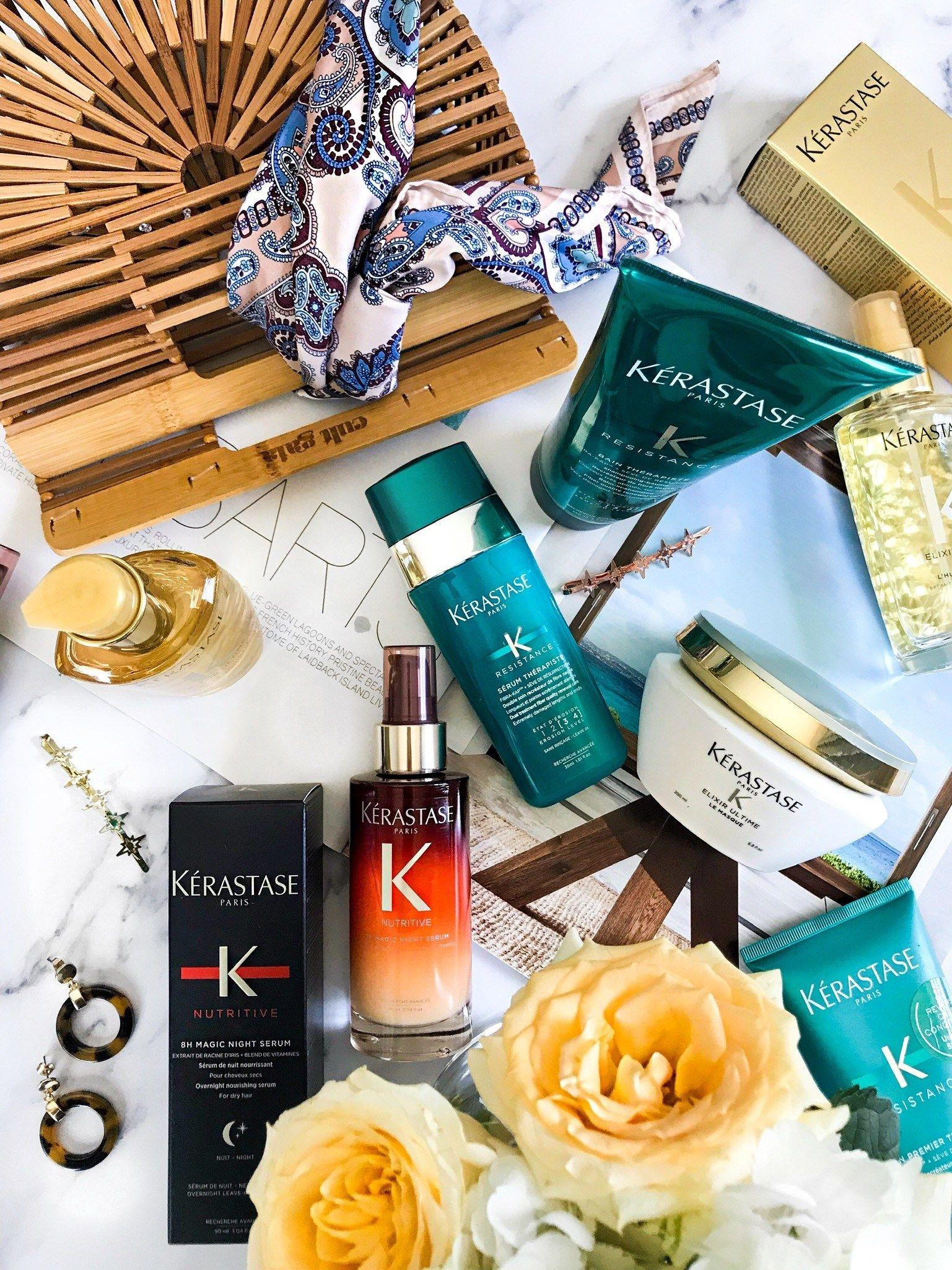 A Serum For Your Hair? Kérastase's NEW Nutritive 8H Magic