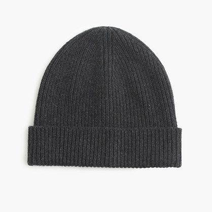 Heather charcoal cashmere hat f5cd5b9795a6