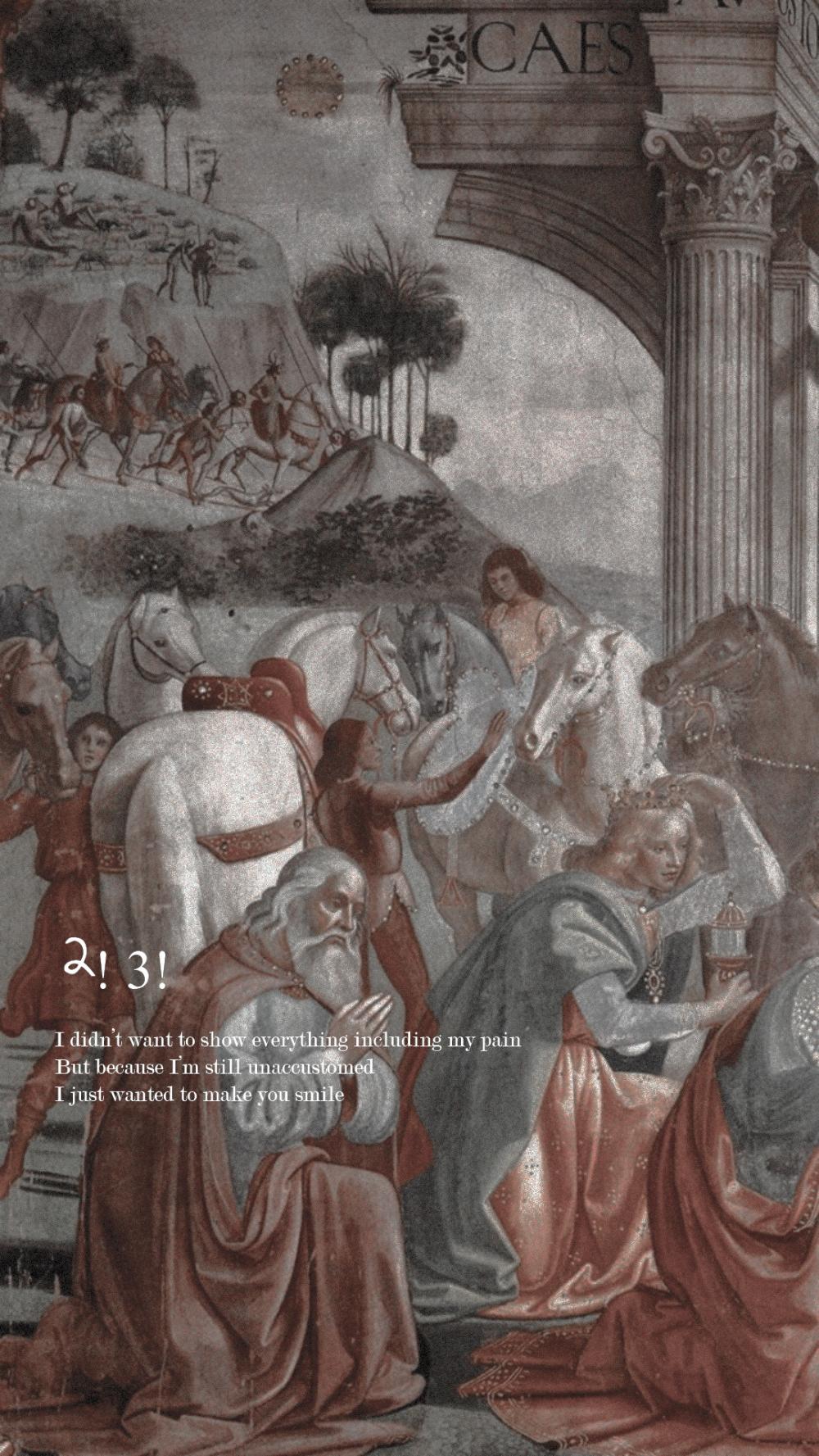 Aesthetic Tumblr In 2019 Painting Wallpaper Renaissance