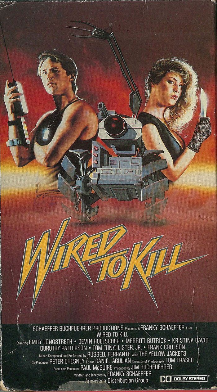 Wired to Kill\