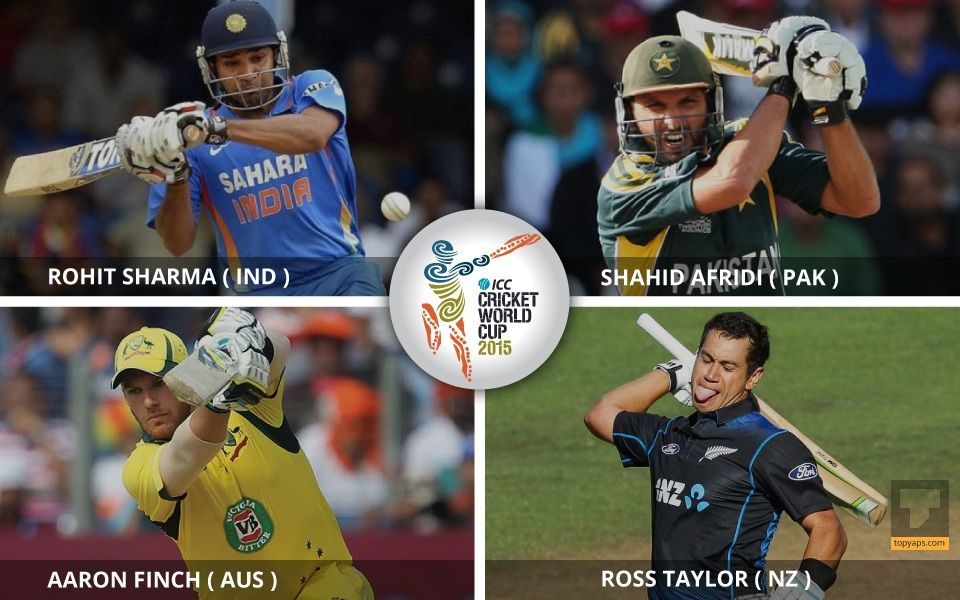 Sleeping Dragons of Cricket #WorldCup2015