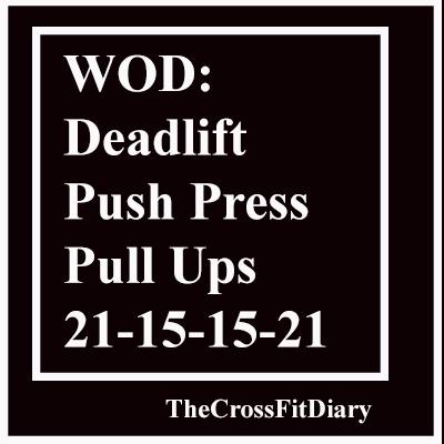Allenamento CrossFit, WOD CrossFit http://thecrossfitdiary.wordpress.com/
