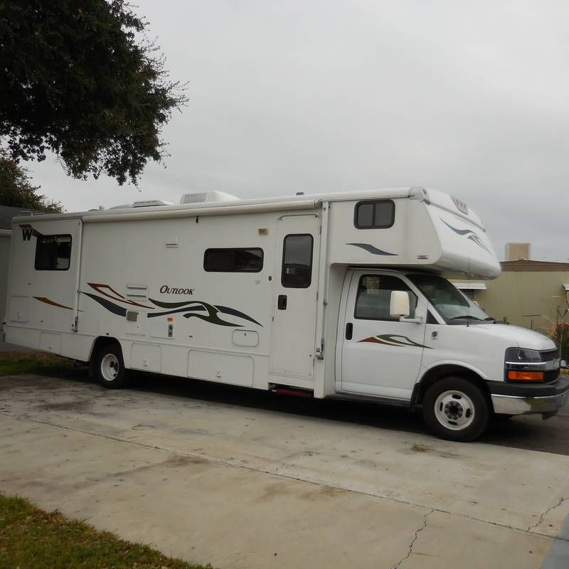 2007 Winnebago Outlook 1gbkg For Sale By Owner Concord Ca Rvt