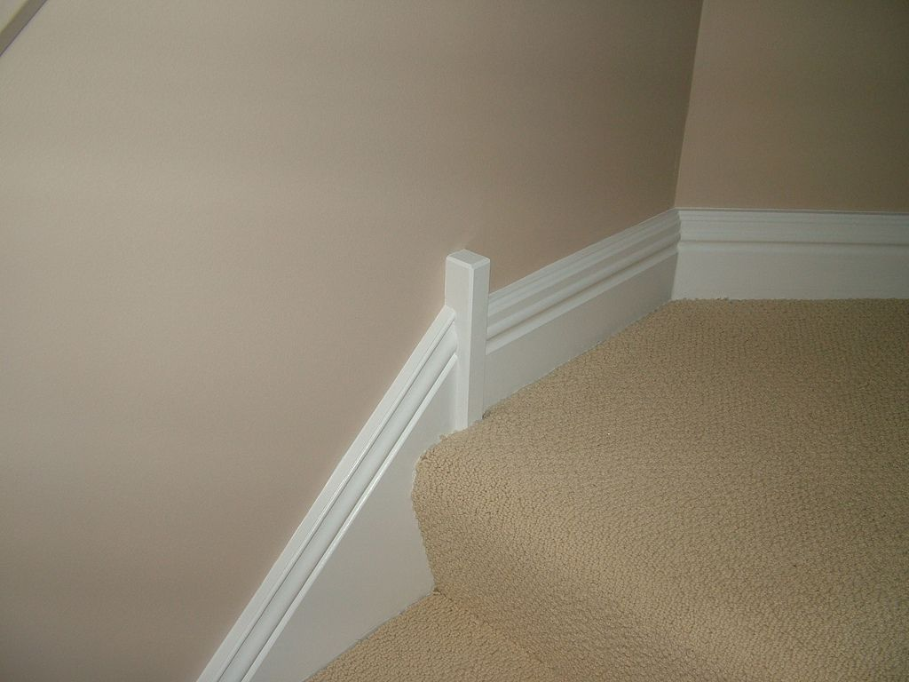Stair skirtboard - Stair To Base Transition Images Google Search