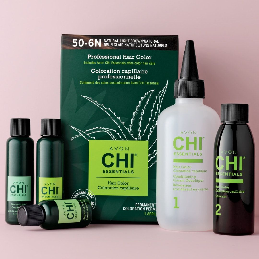 Online Brochure by Avon in 2020 Chi hair products, Hair