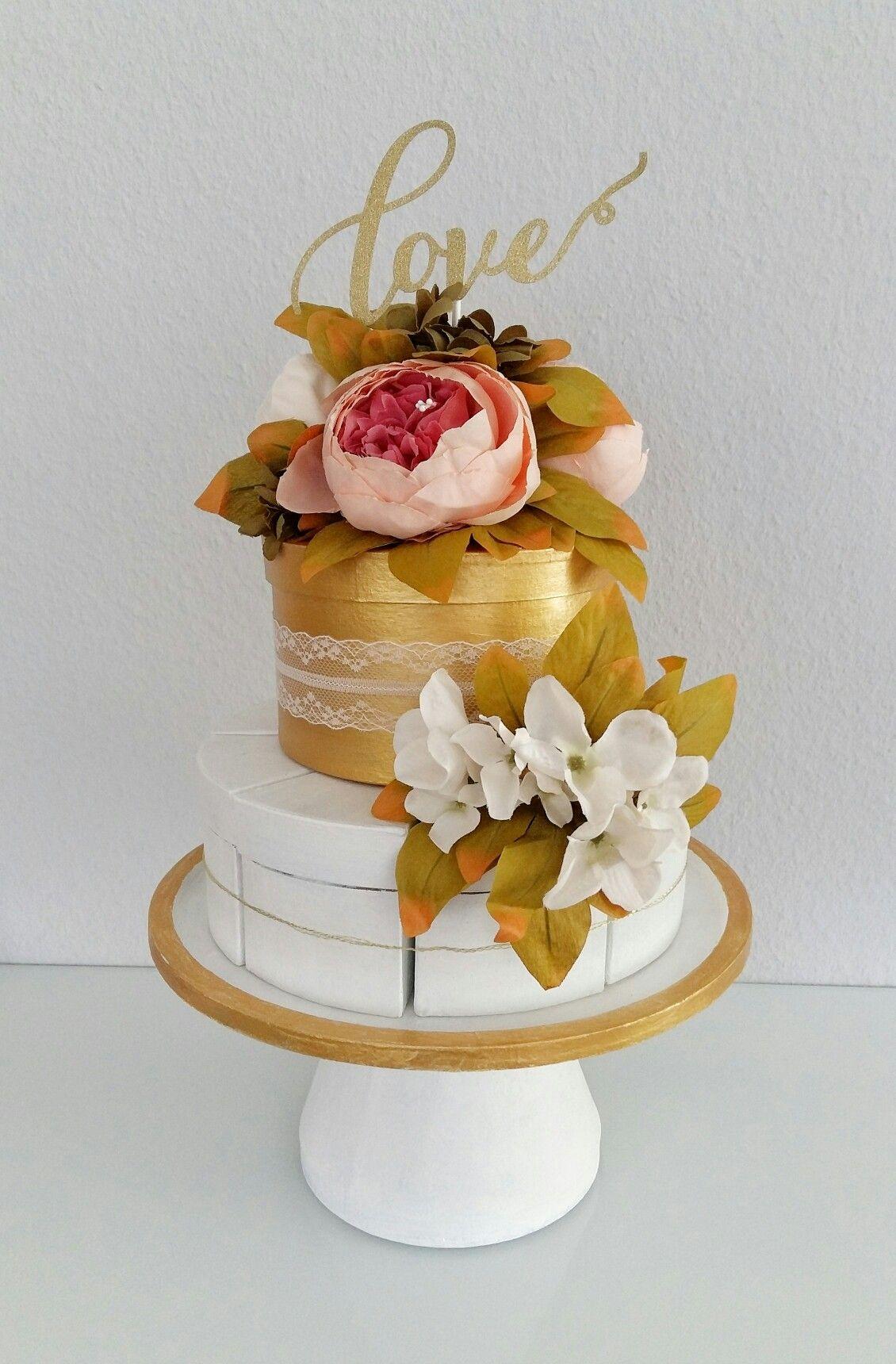 Geldgeschenk Hochzeit Torte Aus Geschenk Boxen Hochzeitsgeschenke
