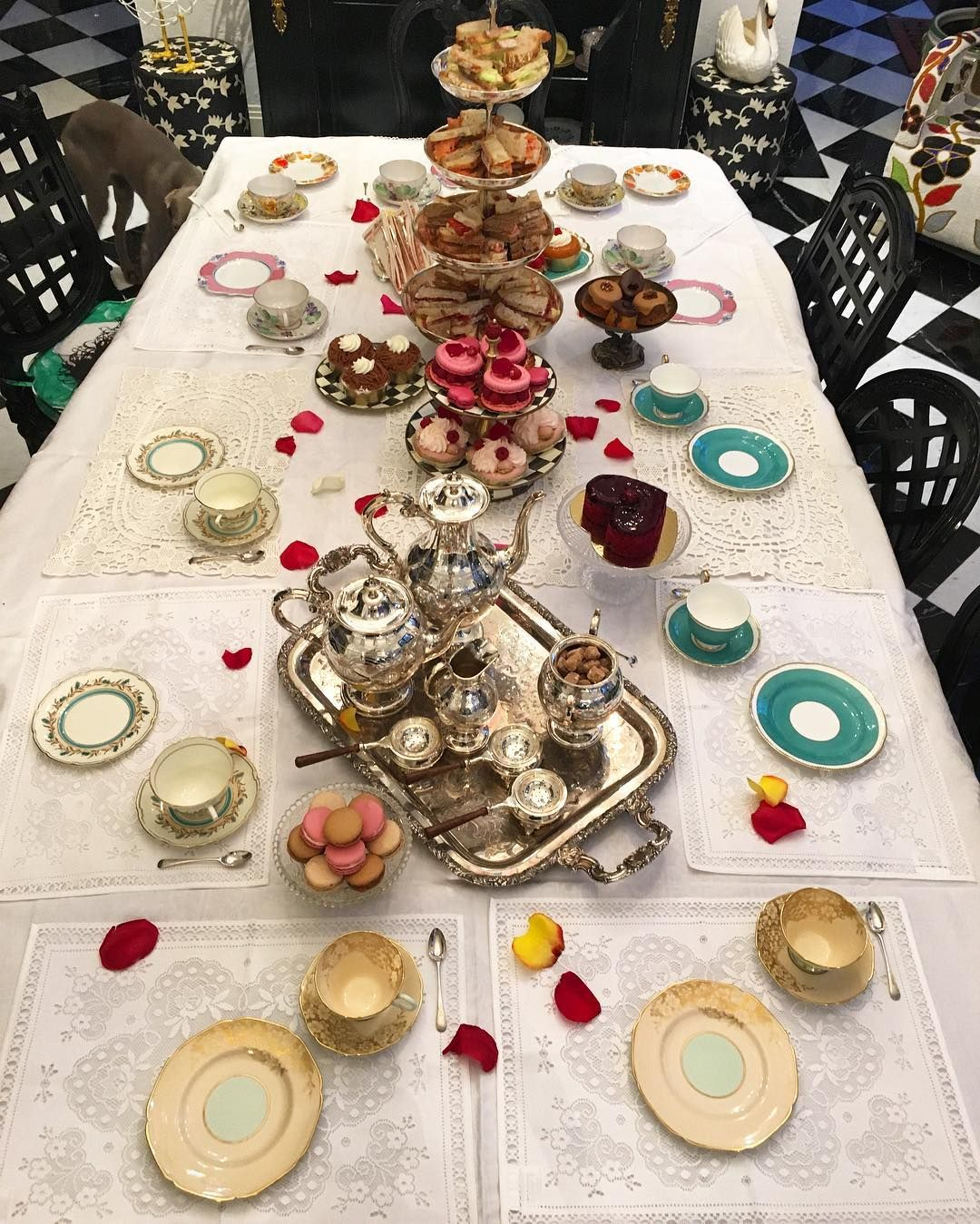 Wedding decorations outdoor october 2018 Valentines Day Tea Party Happy Valentines Day tatanakahome