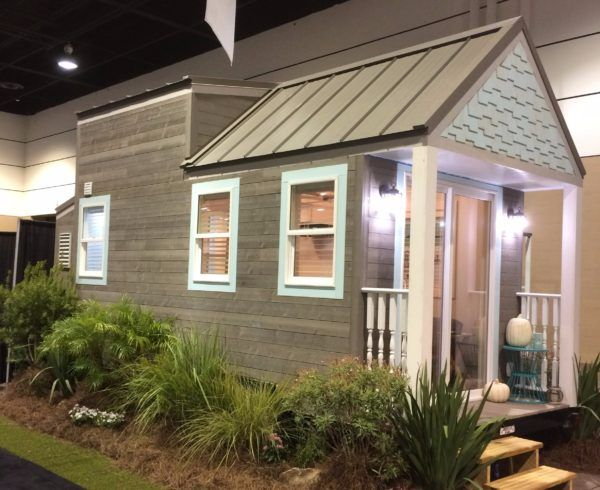 Beach Cottage Tiny House For Sale Jacksonville Florida