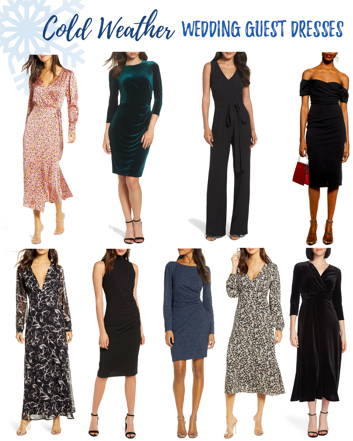 32 Winter Wedding Guest Outfits You Should Try Winter Wedding Outfits Wedding Guest Outfit Winter Guest Dresses