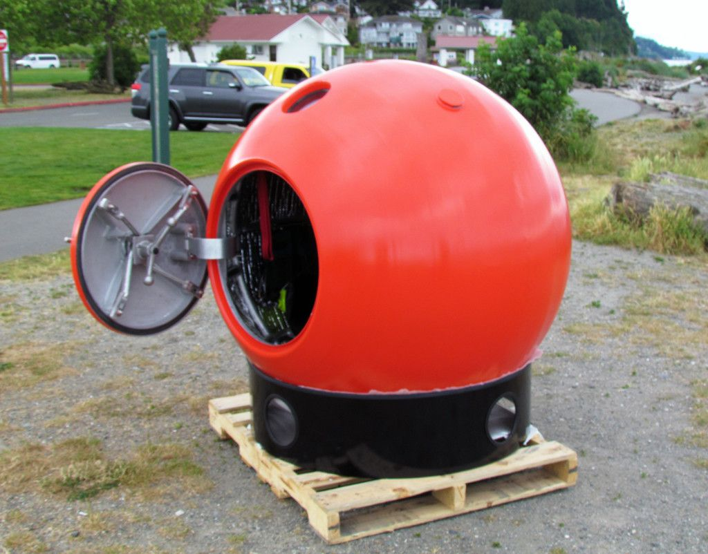 bobbing to safety high tech floating tsunami shelter micro