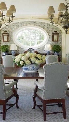Pin By Eve Wentworth On By The Window Traditional Dining Rooms Dining Room Decor Dining Room Inspiration