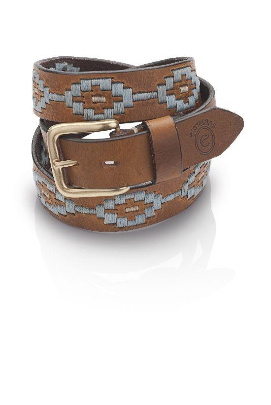 Argentine polo belt. HebillasCinturonesEl ... ce6de81f7013