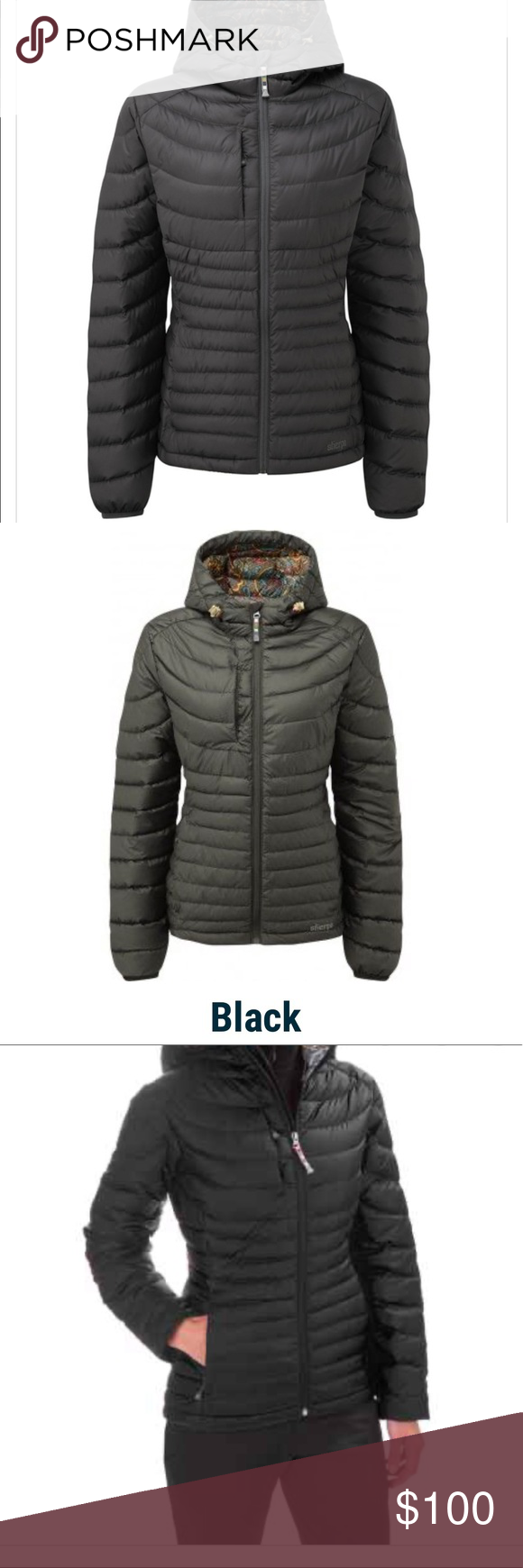 Sherpa Nangpala Hooded Women's Down Jacket | Jackets, Down ...