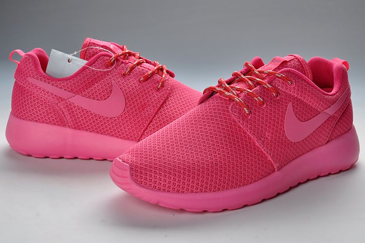 finest selection 627ac 5de72 esty runs Nike Roshe Run Womens Popping Pink 511882 660