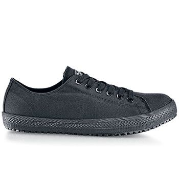 a67c79be27d Old School Low Rider II - Canvas - Black   Women s - Non-Slip Shoes - Shoes  For Crews