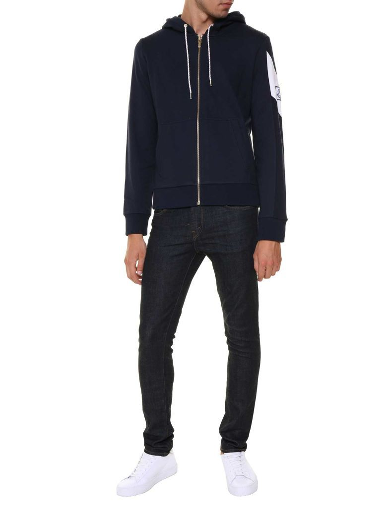 0c097dbd4 Best price on the market at italist.com Moncler Gamme Bleu Blu ...