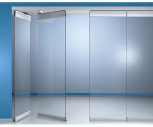 Dorma Glass Sliding Wall Systems Commercial Spaces