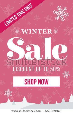 Winter Sale Banners Creative Banners