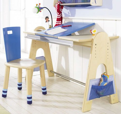 The Haba Marcello Desk From Kid S Rooms Is A Quality