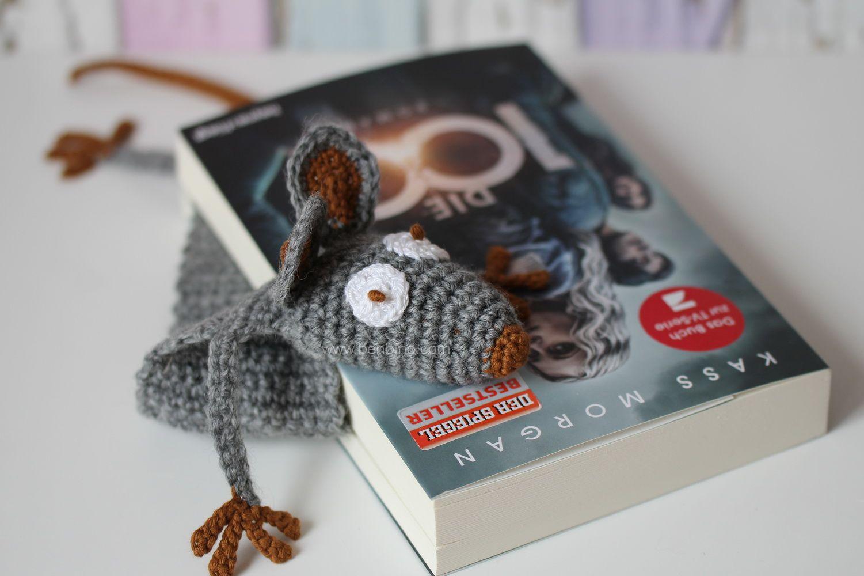 Diy Leseratte Lesezeichen Pinterest Crochet And Creative