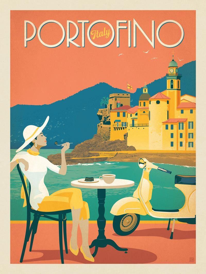 Anderson Design Group – World Travel – Italy: Portofino   World ...