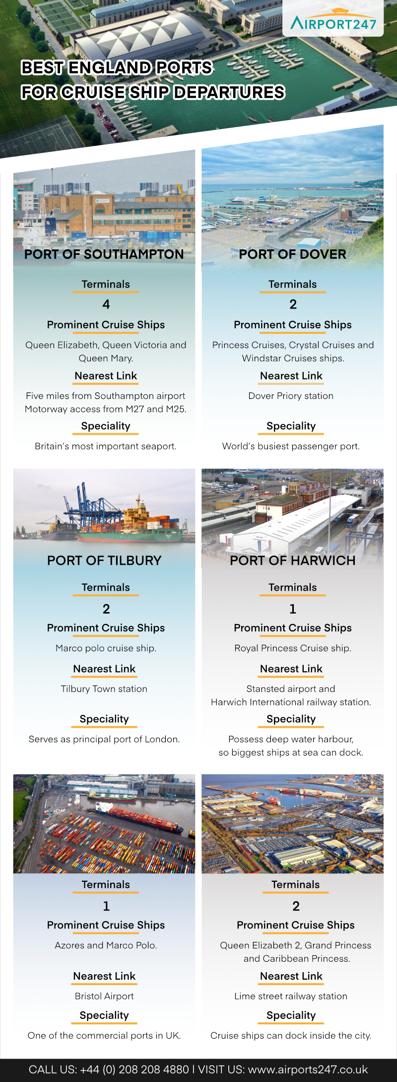 Best England Ports For Cruise Ship Departures Cruise Ship Cruise Southampton Port