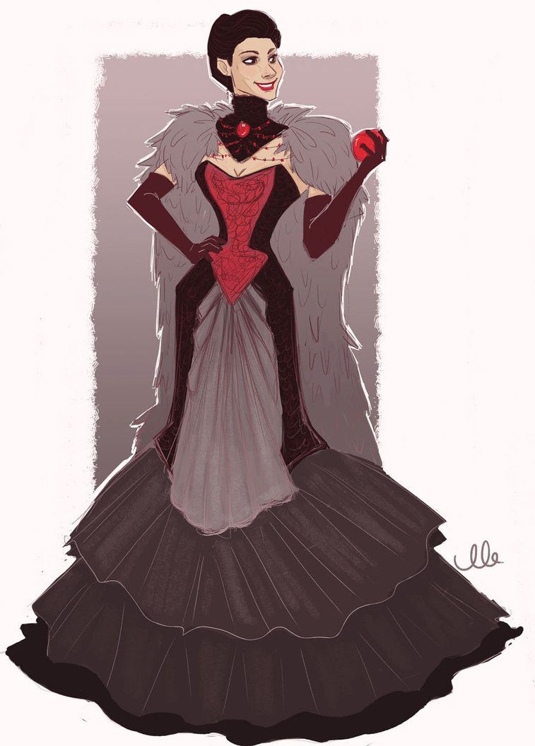 the evil queen once upon a time outfits - Google Search ...