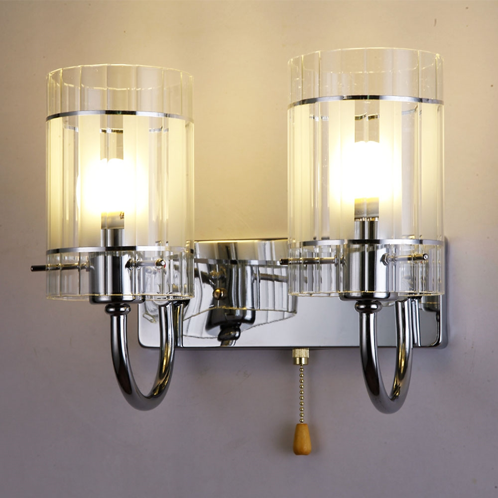 Watch more here New Products Wall Lamp E with Switch