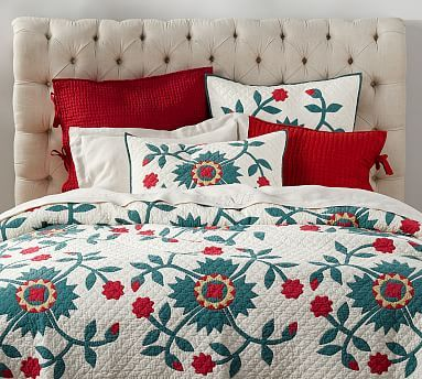 Maisie Quilt King Cal King Multi Quilted Sham Home Decor Styles Traditional Decor