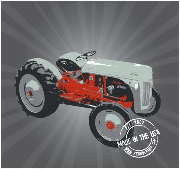red rock manufacturing reproduction tractor accessories tractor accessories red rock rock pinterest