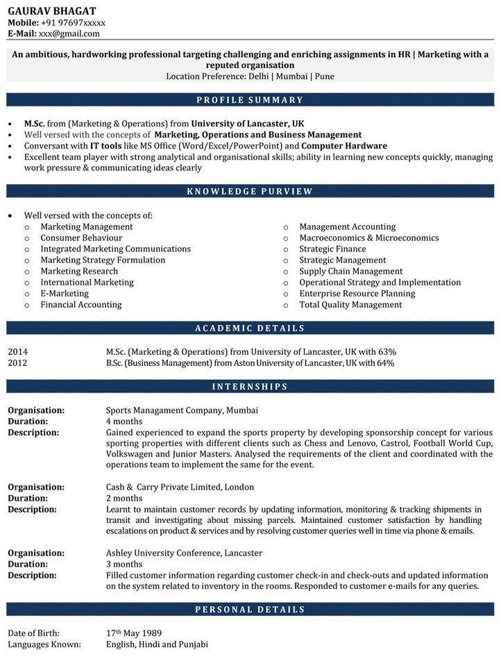 Internship resume samples functional resume samples