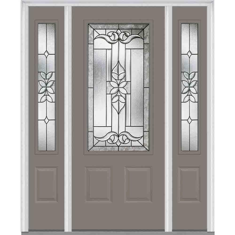 Prehung Exterior Doors With Storm Door Prehung Exterior Doors With