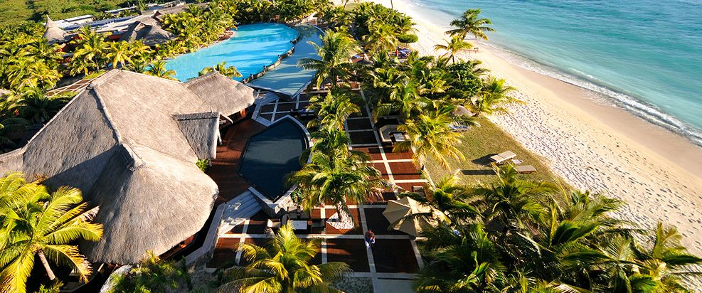 New on Tablet - Beachcomber Dinarobin Hotel Golf