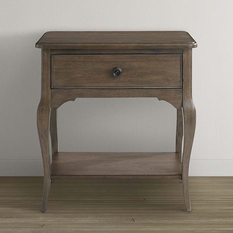 Bassett Furniture - Adelle Bedside Table - Missing Product Beverly Glen Pinterest Furniture, Bedroom And