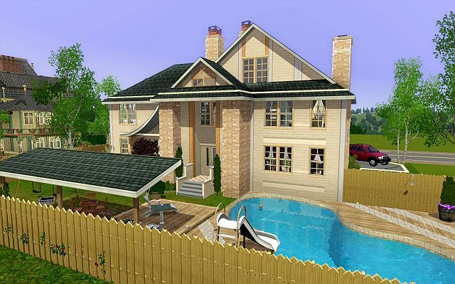 sims 3 family houses - google search | simspiration <3 | pinterest