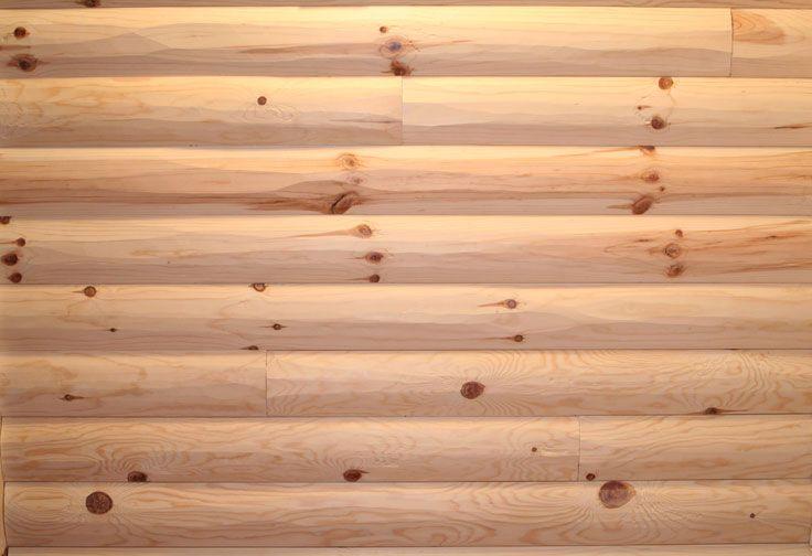 Lovely 2x6 Log Siding #3: Log Siding For My Tiny House