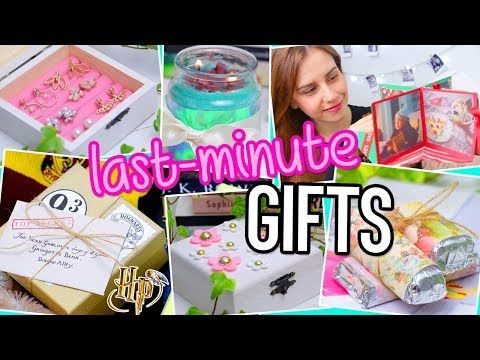 Last Minute DIY Christmas Gifts Ideas You NEED To Try! For BFF