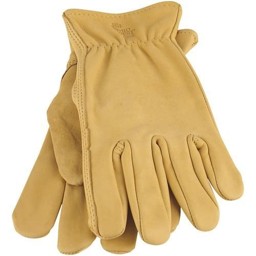 Smooth Grain Leather Work Glove