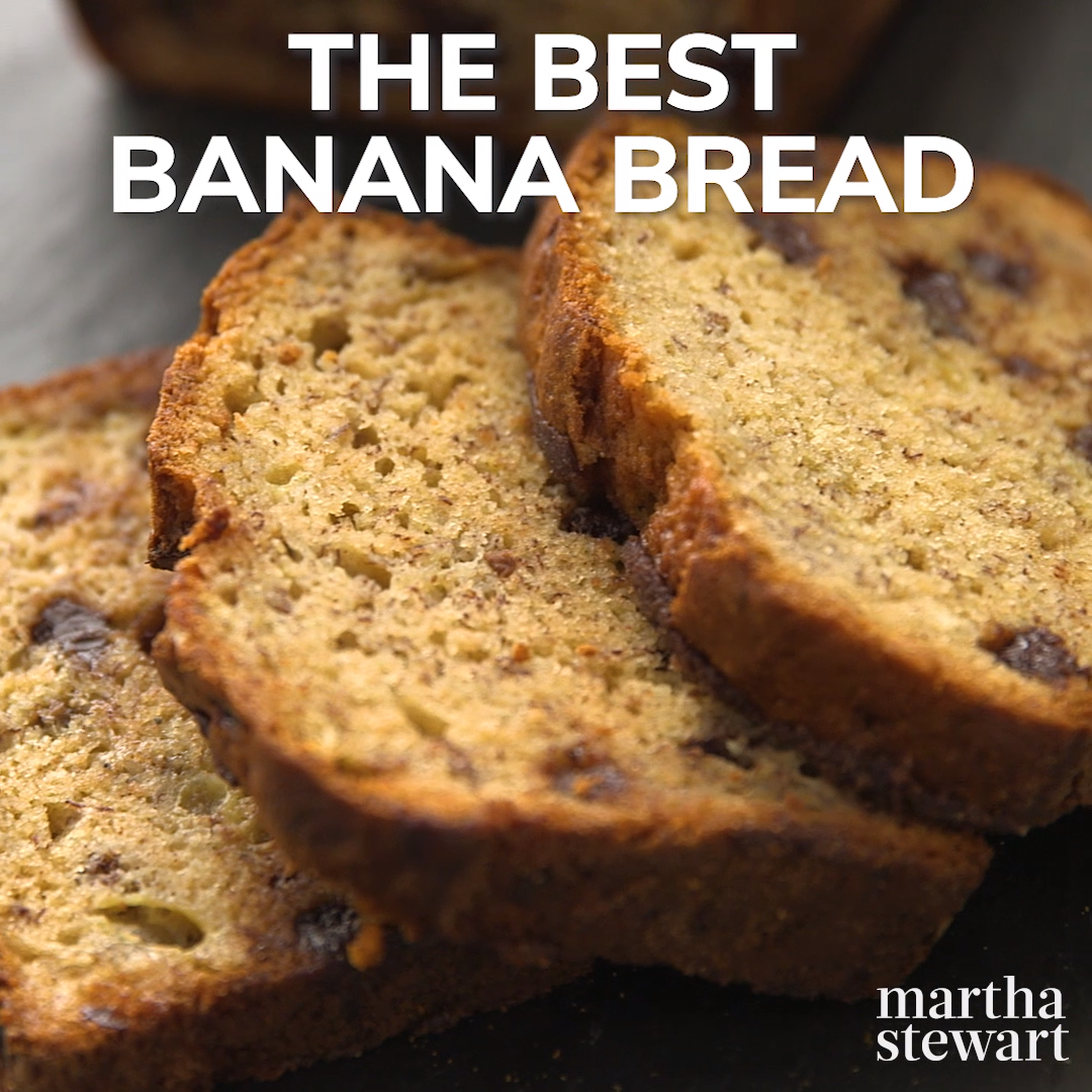 The Best Banana Bread Recipe Video Recipe Video Best Banana Bread Easy Banana Bread Recipe Banana Bread Recipe Moist