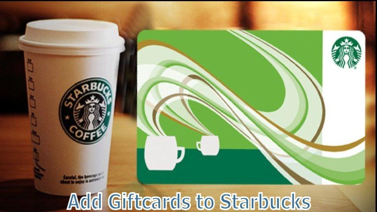 starbucks gift card no balance