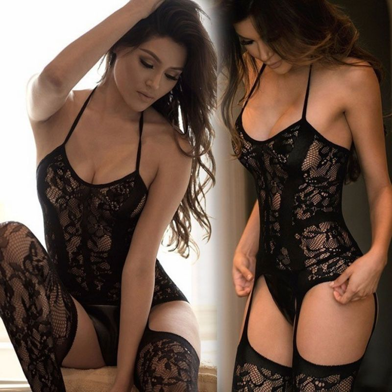 Sexy Lingerie Hot Erotic Underwear For Women Plus Size Lingerie Sexy Hot Erotic Costumes Lenceria Mujer Sexi Babydoll Dress
