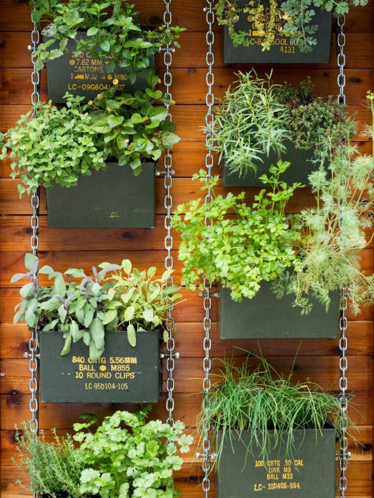 Vertikale Gartentipps, um die besten Kreationen zu erzielen #senkrechtangelegtekräutergärten