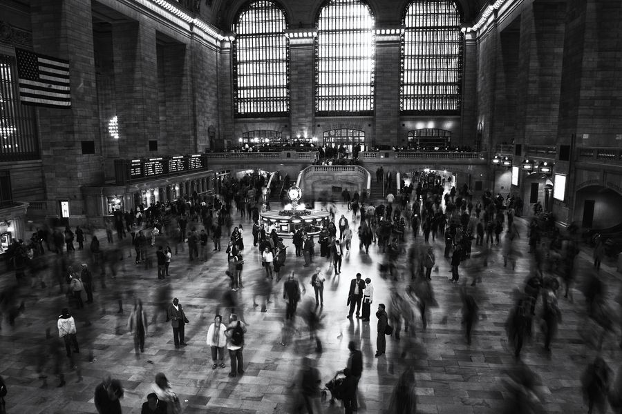 Grand Central Terminal Gct Colloquially Called Grand Central Station Or Shortened To Simply Grand Central Station Grand Central Terminal Street Photography